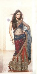 Designer Indian Saris