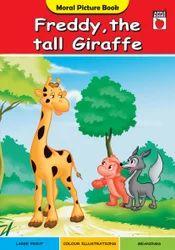 Freddy, The Tallest Giraffe