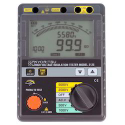 KEW-3125 Digital High Voltage Insulation Tester