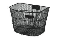 Steel Wire Basket With Plastic Coated