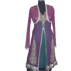 Ladies Designer Frock Suits