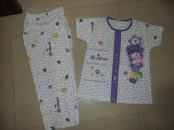 Baby Girls Night Suits