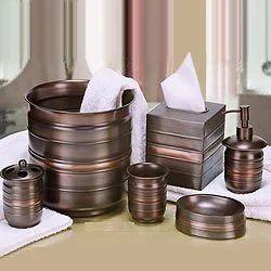 Steel Bath Accessories