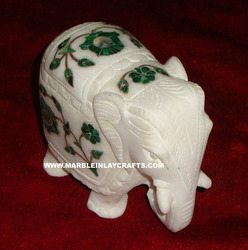 Decorative Marble Animal Statue