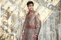 Dashing Groom Sherwani