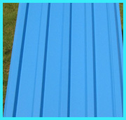 Pre-Painted Gi & Galume Trapezoidal Profiled Steel Sheet
