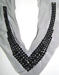 Decorative Bead Necklines