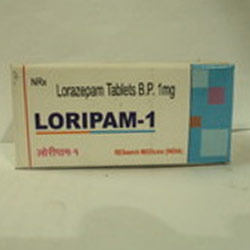 Loripam - 1 Tablets