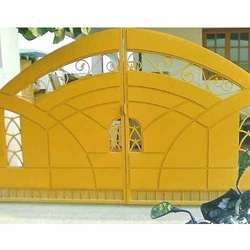 Trible Arch Model Front Gate