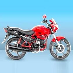 Hero Honda Glamour Bike