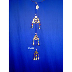 Brass Chimes Hanging