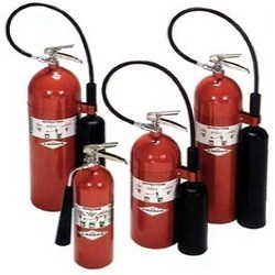Chemical Properties Of Carbon Dioxide In Fire Extinguishers
