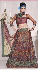 Wedding Party Lehenga