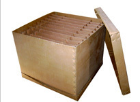 Corrugated Separators