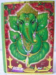 Ganesh Printed Handmade Paper Notebooks