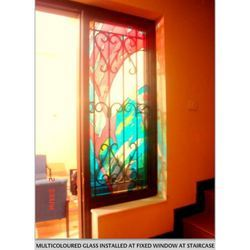 Stained Glass Window Panels(rooms)