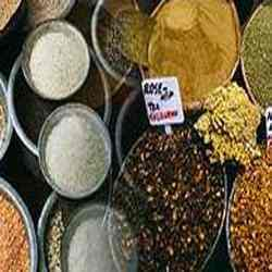Indian Pulses and Spices