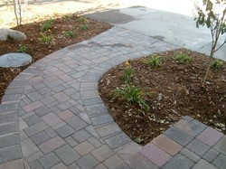 Pavers Over Concrete