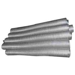 Telescopic Interlock Exhaust Hose