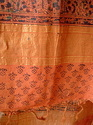 hand block printed dupatta