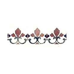 Commercial Floor Borders Tile