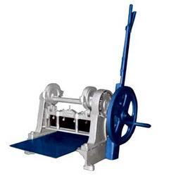 Cloth Sample Cutting Machine (Manual)