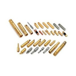industrial brass plug pins