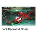 Foot Operated Ramp