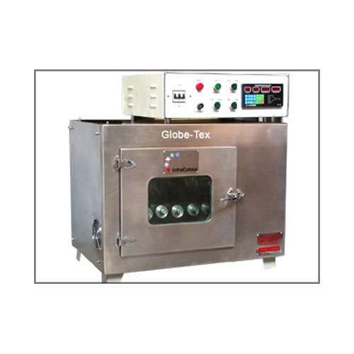 Infrared Ray Sample Dyeing Machine