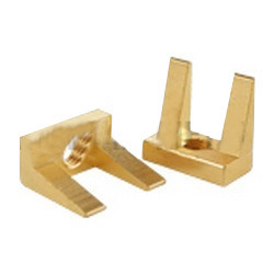 Brass U Current Terminal