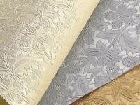 Two Tone Metallic Embossed Handmade Papers