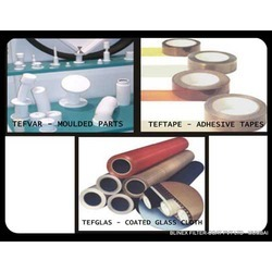 PTFE Tapes, Glass Cloth and Moulded Parts