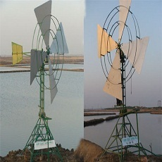 Low Cost Wind Mill