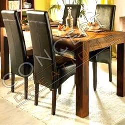 Acacia Wooden Dinning Tables