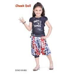 how to make kids harem pants