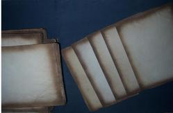 Distressed Look Handmade Papers