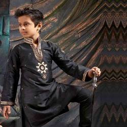 Kids Cotton Kurta Pajama