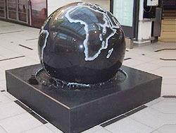 Round Stone Ball