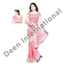 Female Designer Saree