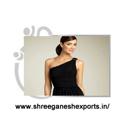 Sidecut Party Wear Dress