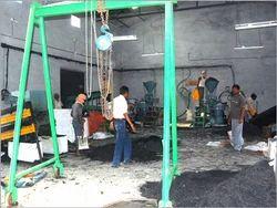Rubber Crumb Manufacturing Unit