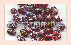 Glass Handmade Beads
