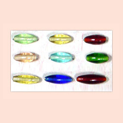 Colored Plain Beads