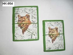 Animal Design Printed Notebooks