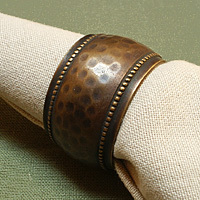 Exclusive Napkin Rings