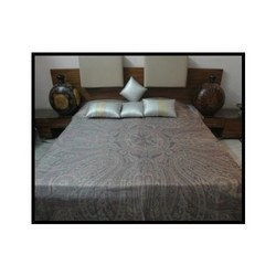Bed Covers Light Grey