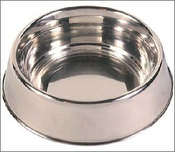 Pet+Steel+Bowl