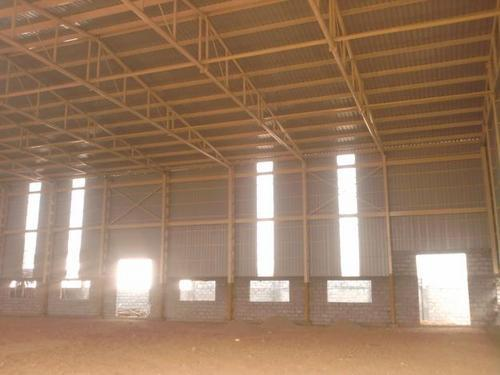 Fabrication of Industrial Sheds