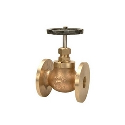 Bronze Globe Steam Stop Valve