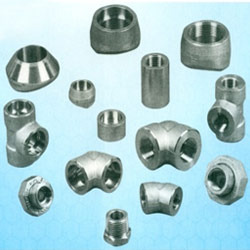 Stainless Steel Screwed Fittings